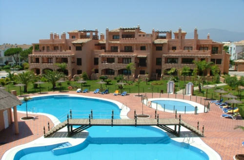 Holiday Apartments & Flats to let or rent in Marbella Spain
