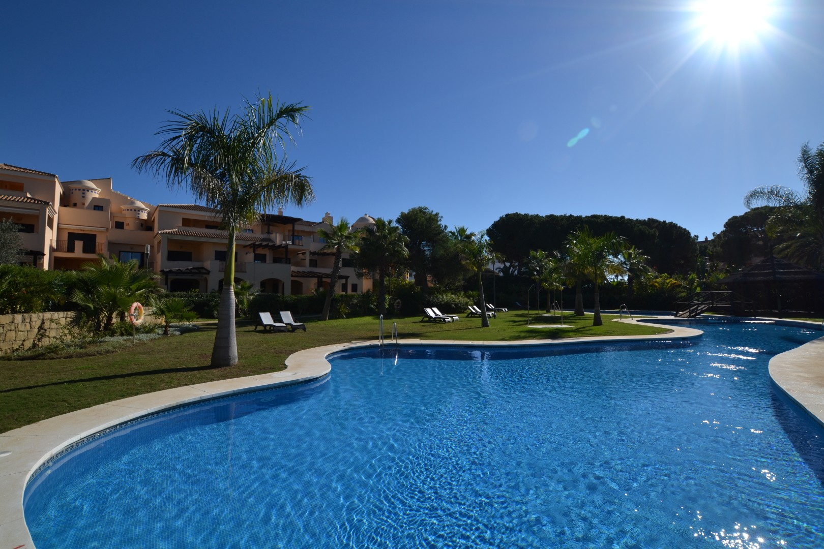 Holiday apartment in Marbella – 4 bedrooms