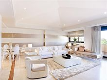 Nueva Andalucia penthouse for rent