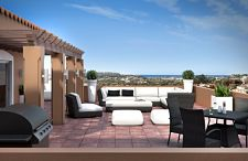 Penthouse For Rent in Nueva Andalucia
