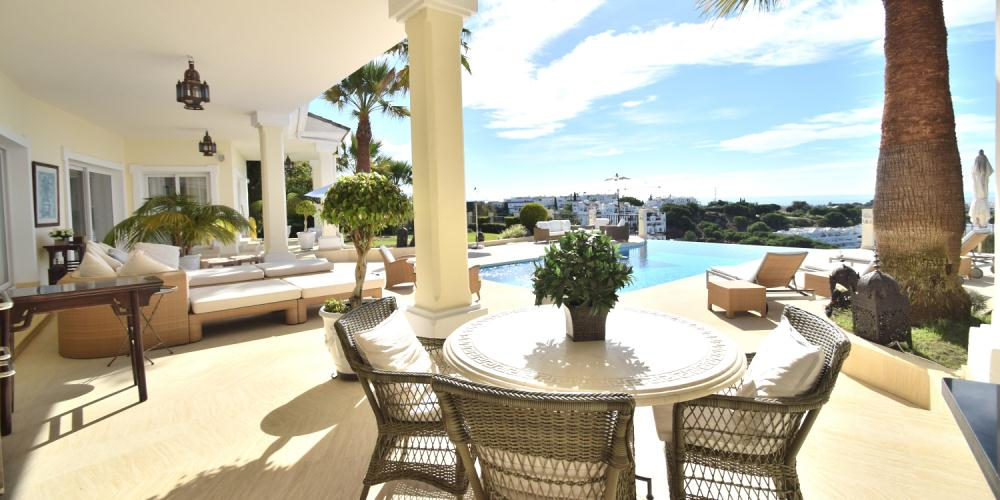 Villa For Long Term Rental in Nueva Andalucia