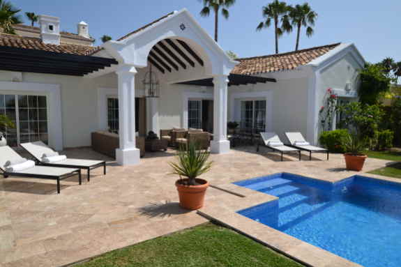 Holiday Villas For Rent in Marbella