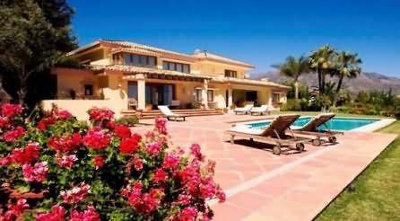Marbella Holiday Villas To Rent