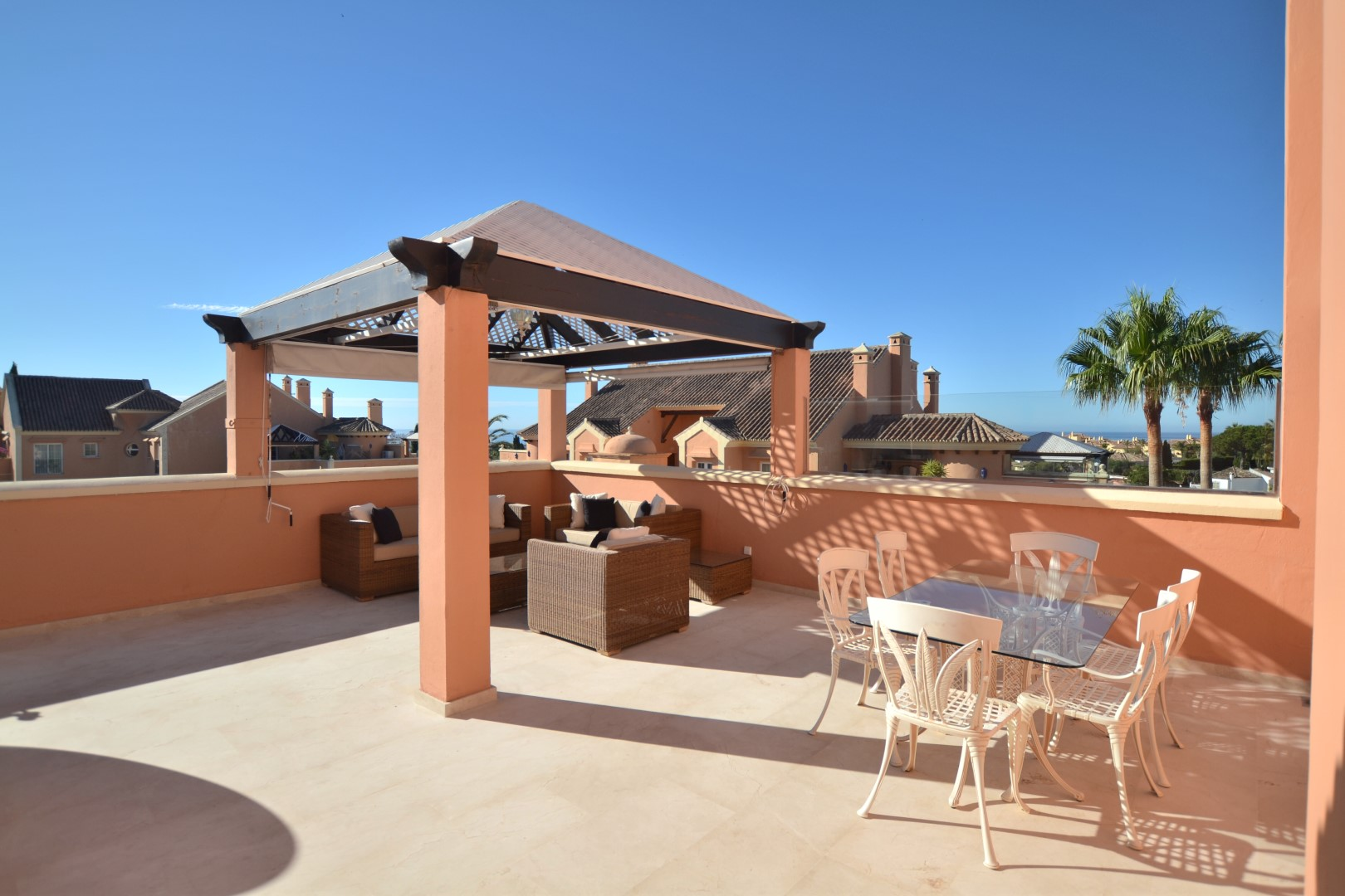 Penthouse For Sale in Andalucia Alta