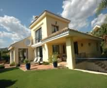 Villa for sale Nueva Andalucia
