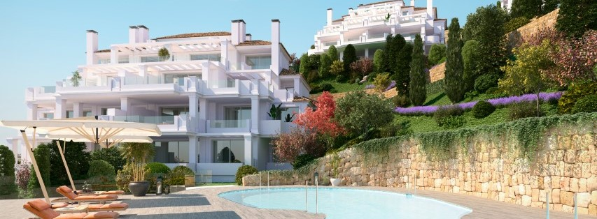 Properties For Sale In 9 Lions Residences, Nueva Andalucia