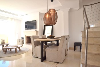 Rent a property in Aloha Hill Club, Nueva Andalucia