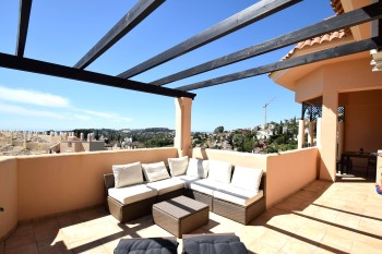 Holiday apartment in Aloha Hill Club, Nueva Andalucia