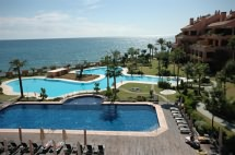 Swimming Pools Malibu Beach complex Marbella