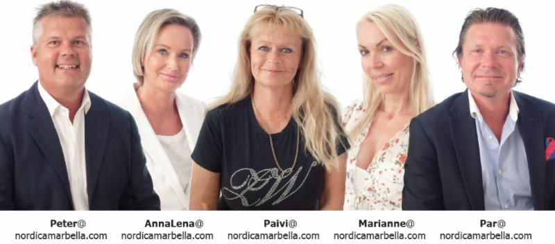 Nordica Sales & Rentals - Sales Team