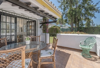 Show detail information about rental property: Aldea Blanca, Nueva Andalucia