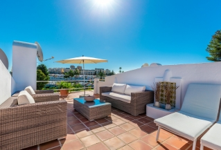 Show detail information about rental property: Los Dragos, Nueva Andalucia
