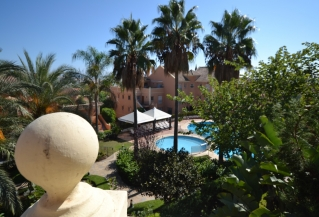 Show detail information about rental property: Andalucia Alta Nueva Andalucia