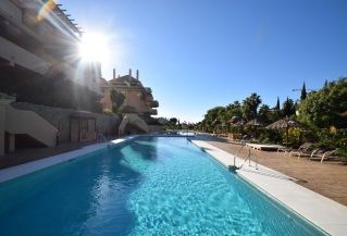 Show detail information about rental property: Aloha Hill Club, Nueva Andalucia