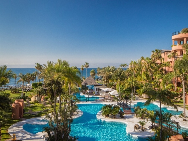 Photos from rental property Kempinski Hotel, Estepona