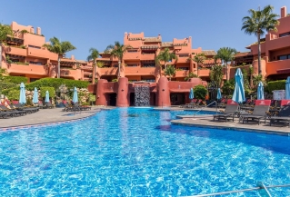 Show detail information about rental property: Torre Bermeja, Estepona