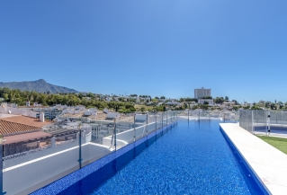 Show detail information about rental property: La Campana, Nueva Andalucia