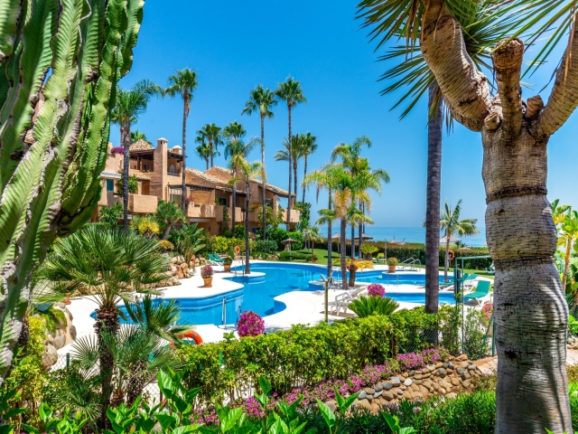 Photos from rental property Alcazaba Beach Houses, Estepona