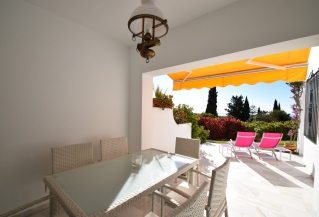Show detail information about rental property: La Colina, Nueva Andalucia