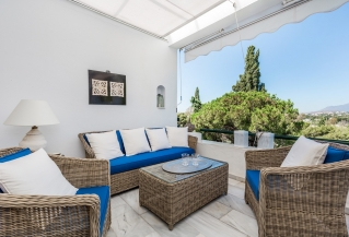 Show detail information about rental property: Los Jarales, Nueva Andalucia
