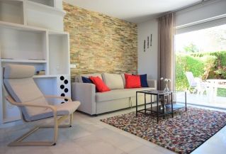 Show detail information about rental property: Los Olivos, Nueva Andalucia