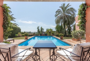 Show detail information about rental property: Villa Benedict - Golf Valley, Nueva Andalucia