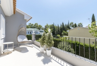 Show detail information about rental property: Villa Sunset Hideaway - Parcelas del Golf, Nueva Andalucia