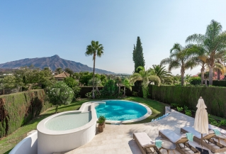Show detail information about rental property: Villa Leon, Nueva Andalucia