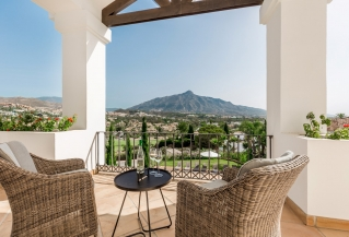 Show detail information about rental property: Villa Bailey - Las Brisas, Nueva Andalucia