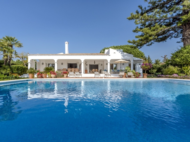 Photos from rental property Villa Beatrix - Atalaya Park, Estepona