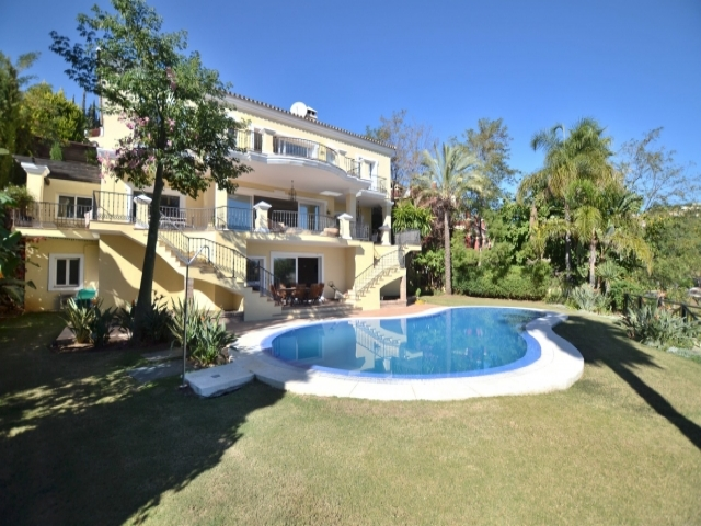 Photos from rental property Villa Green View - La Quinta, Benahavís