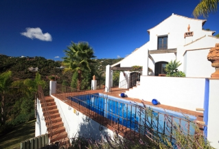 Show detail information about rental property: Villa Tomillo, El Madroñial
