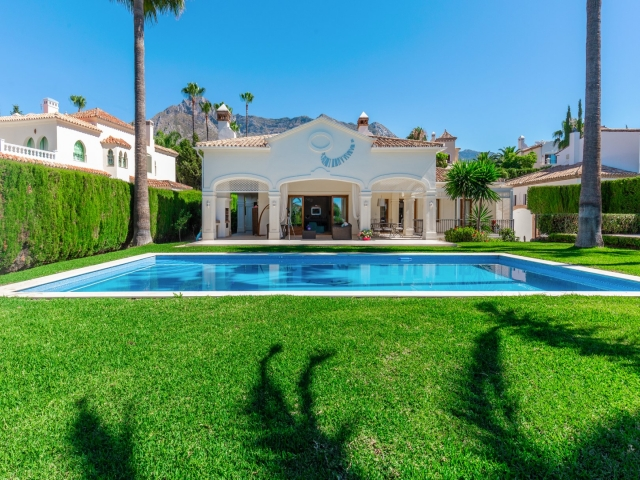 Photos from rental property Villa Chloe - Sierra Blanca, Marbella
