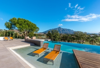 Show detail information about rental property: Villa Fairview - Las Brisas, Nueva Andalucia